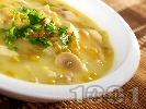 Рецепта Супа от гъби с грах